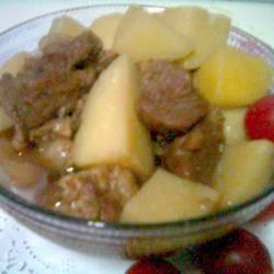 土豆炖牛肉的做法[图]