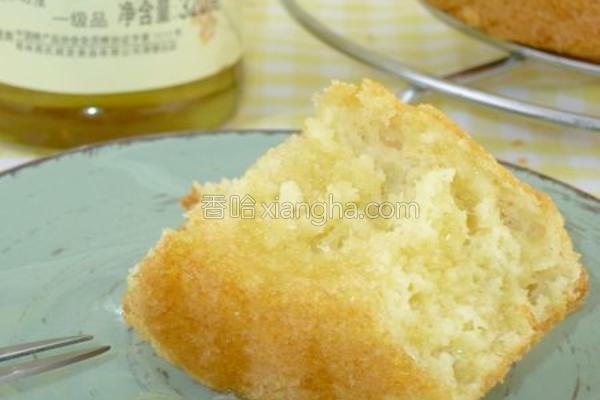 天然酵种松饼的做法