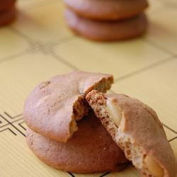 红糖松子手工饼干的做法[图]