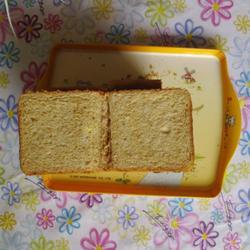 小麦胚芽白芝麻土司的做法[图]