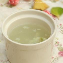 蒸大蒜水的做法[图]