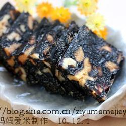 桂圆核桃芝麻红枣阿胶膏的做法[图]