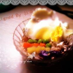 五彩什锦焖饭的做法[图]