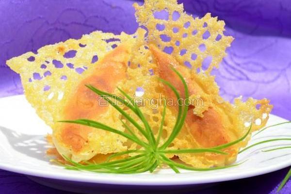 金网煎饺的做法