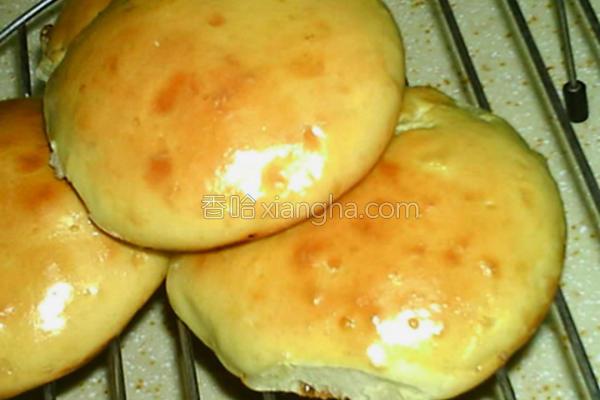 果料面包的做法