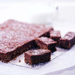 巧克力椰蓉块的做法[图]