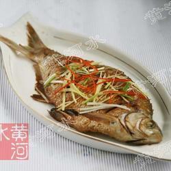 香煎武昌鱼的做法[图]
