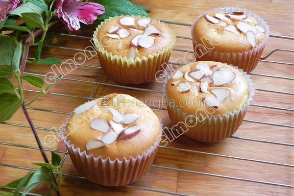 蜂蜜海绵小蛋糕的做法
