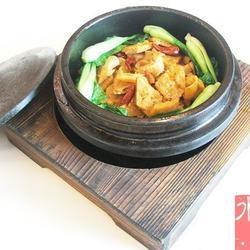 石锅鱼杂的做法[图]