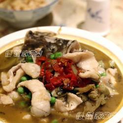 酸汤桂鱼的做法[图]