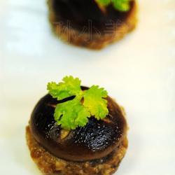 燕麦香菇蒸肉饼的做法[图]