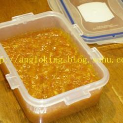 酸酸甜甜桔子酱的做法[图]