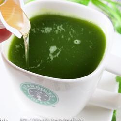 蜂蜜芹菜汁的做法[图]