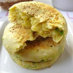 茯苓油酥饼的做法[图]