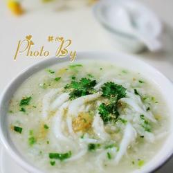银鱼粥的做法[图]