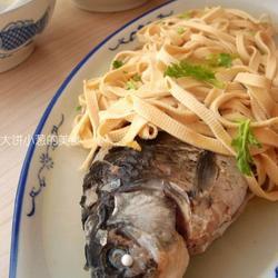鯽魚豆腐皮湯的做法[圖]