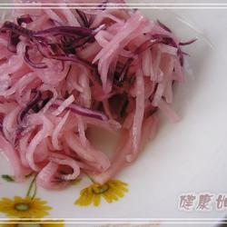 白萝卜小菜的做法[图]