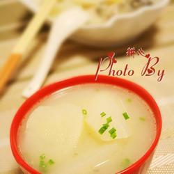 白蘿卜煲鯽魚湯的做法[圖]