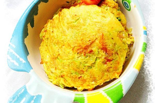 兰茎桔梗泡菜小煎饼