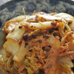 香辣干鍋白菜的做法[圖]
