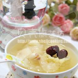 荸荠玉米甜汤的做法[图]