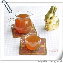 芒果红茶的做法[图]