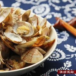 清炒花蛤的做法[图]