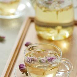 茉莉玫瑰花茶的做法[图]