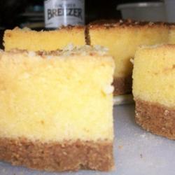 柠檬奶酪蛋糕的做法[图]