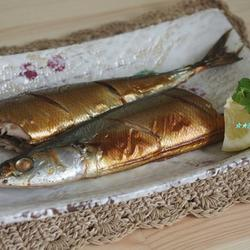 烤味增秋刀鱼的做法[图]