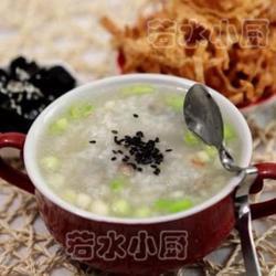 牡蛎粥的做法[图]