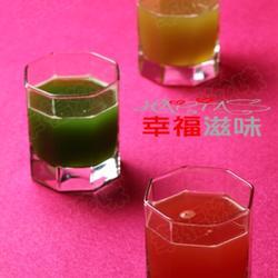 三色美容西瓜饮的做法[图]