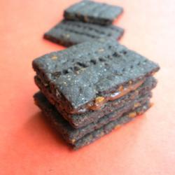糙米麦麸可可饼干的做法[图]
