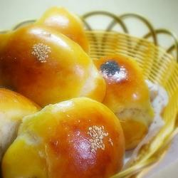 葡萄干小奶包的做法[图]
