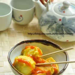 咖喱鱼蛋的做法[图]