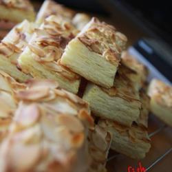 千層杏仁酥條的做法[圖]