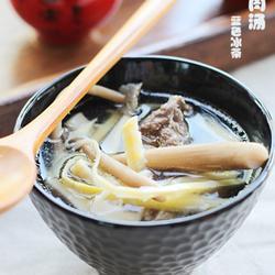 三鲜鹅肉汤的做法[图]