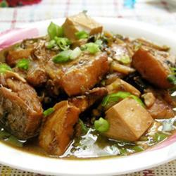青鱼豆腐的做法[图]