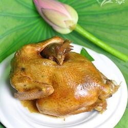 荷香酱油鸡的做法[图]