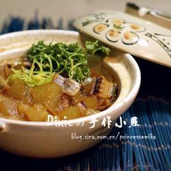 鰻魚干冬瓜煲的做法[圖]