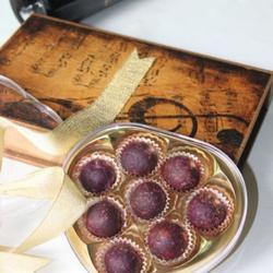 紫薯芝心丸子的做法[图]