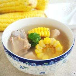 玉米蓮藕排骨湯的做法[圖]