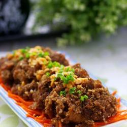 咖喱粉蒸肉的做法[圖]