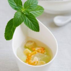 冬瓜鲜贝汤的做法[图]