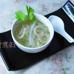 猪皮萝卜汤的做法[图]