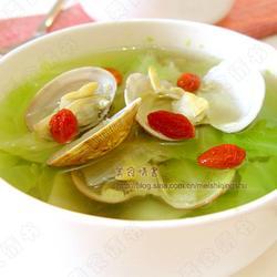 卷心菜蛤蜊汤的做法[图]
