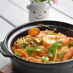 海鲜粉丝锅的做法[图]