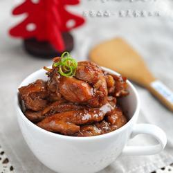 私家烧鸡腿肉的做法[图]