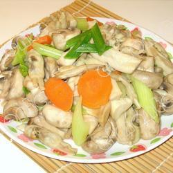 刀蚬蘑菇的做法[图]