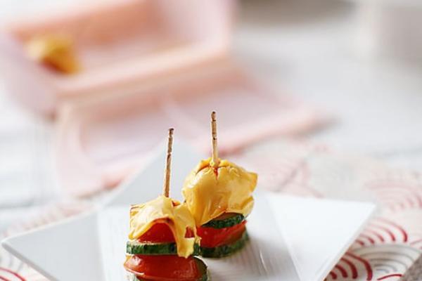奶酪时蔬串